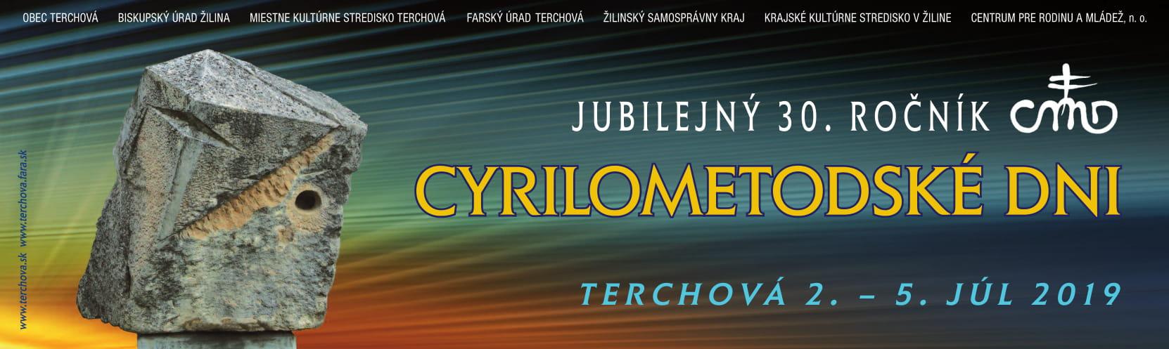 Cyrilometodské dni 2019